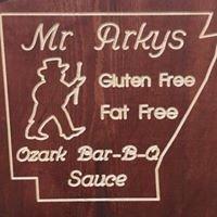 Mr Arkys Ozark BBQ Sauce
