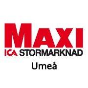 MAXI ICA Stormarknad Umeå