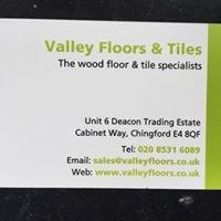 Valley Floors