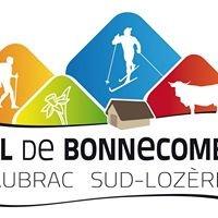 Aubrac Sud Lozère - Col de Bonnecombe