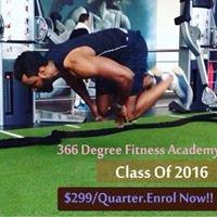 366 degree fitness