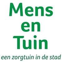 Mens en Tuin