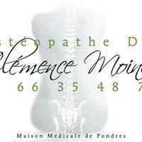 Clémence Moinet Ostéopathe