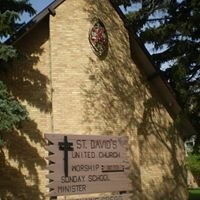 St. Davids United Church - Leduc, Alberta