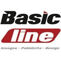 Basic line-tutto all'insegna della pubblicità