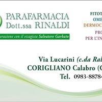 Parafarmacia Rinaldi Corigliano
