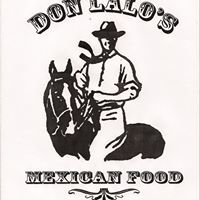 DON LALO'S MEXICAN FOOD