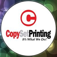 Copy Set Printing