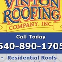 Vinton Roofing, Inc.