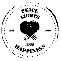 Peace Lights and Happiness