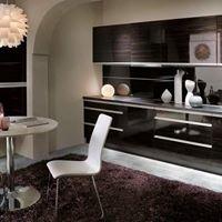 Meble na piętrze - Studio Kuchni Black Red White