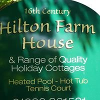 Hilton Farm Holidays, self catering cottages, Cornwall