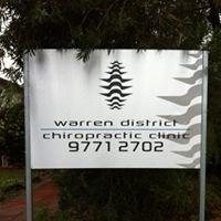 Warren District Chiropractic Clinic