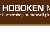 The Hoboken Man, the barbershop at maxwell place