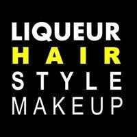 Liqueur hair style makeup