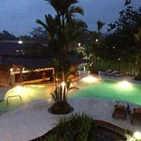 Arenal backpacker resort, La Fortuna, Costa Rica