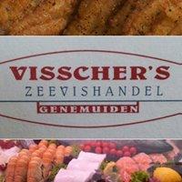 Visscher's zeevishandel