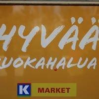 K-market Ahlainen