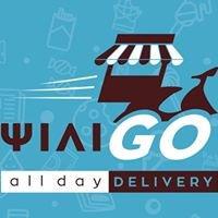 Ψιλι-GO Periptero Delivery Πειραιάς