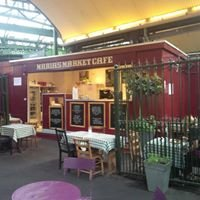 Maria's Market Cafe - the Life And Soul Of Borough Market