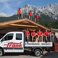 Dachdeckerei, Spenglerei und Schlosserei Josef Frank