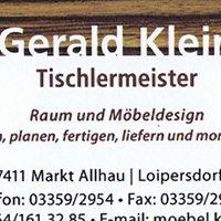 Tischlerei & Möbelhandel Klein