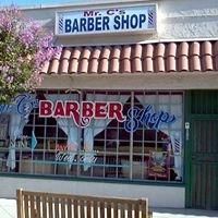 Mr. C's Barber Shop - Azusa CA 91702