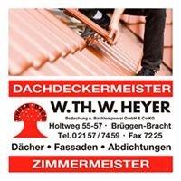 W.Th.W. Heyer GmbH & Co KG Dachdecker und Zimmerermeisterbetrieb