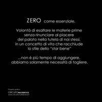 ZERO restaurant Roma