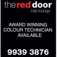 The Red Door Hair Lounge Hawthorn