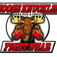 MOOSE KNUCKLES MMA PUB & GRILL