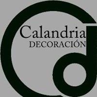 Calandria decoración