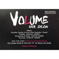 Volume Hair Salon