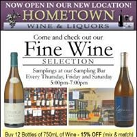 Hometown Wine & Liquors