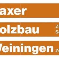 Saxer Holzbau Weiningen GmbH