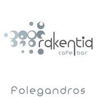 Rakentia all day bar - Folegandros
