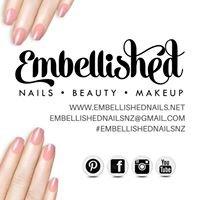 Embellished nails NZ