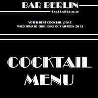 BAR BERLIN Cocktail Lounge Nelson