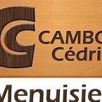 Cambou Cédric Menuisier