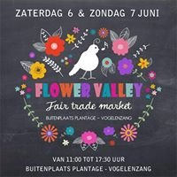 Buitenplaats Plantage - Flower Valley - Fair trade market