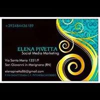 Elena Pivetta - Social Media Marketing