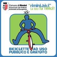 RimininBici, il Bike sharing del Comune di Rimini