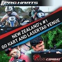 Pro Karts & Pro Combat Laser Tag