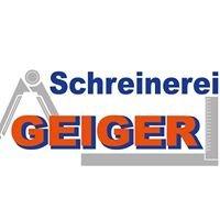 Schreinerei Geiger