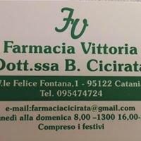 Farmacia Vittoria Dott.ssa Bice Cicirata