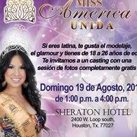 MISS America Unida - Belleza Latina en Houston