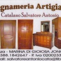 falegnameria artigianale Catalano, Marina di Gioiosa Jonica