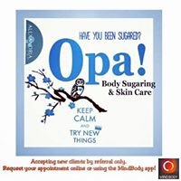 Opa! Body Sugaring and Skin Care