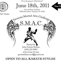 Sarasota Martial Arts Challenge