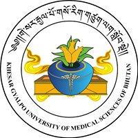 Khesar Gyalpo University of Medical Sciences of Bhutan